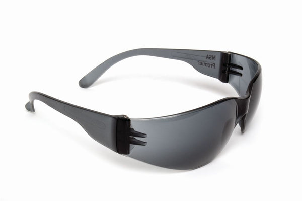 MSA Premier Smoke Lense Safety Glasses