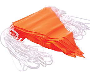 MaxiSafe Bunting Flag Line