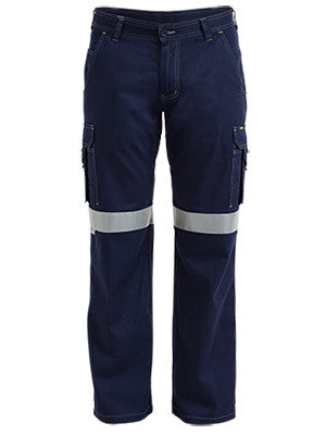 Bisley Womens 3M Taped Vented Cool Lightweight Cargo Pant