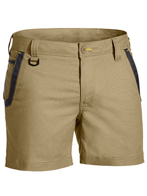 Bisley Flex & Move Stretch Short Shorts
