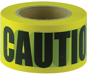 MaxiSafe Caution Safety Tape
