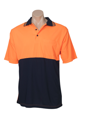 AIW HiVis Basic Polo Shirt