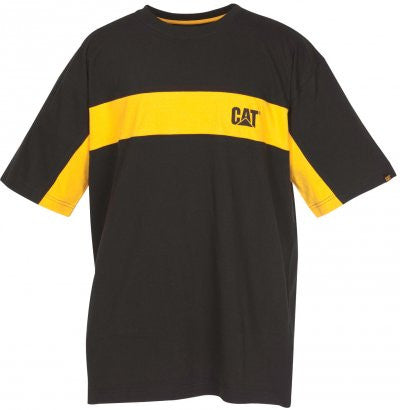 CAT Power Stripe Tee