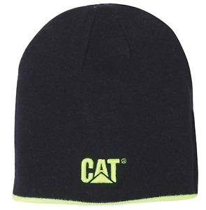 CAT Reversible Hi Vis Beanie