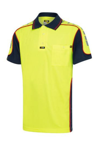 Visitec Chief HiVis Polo