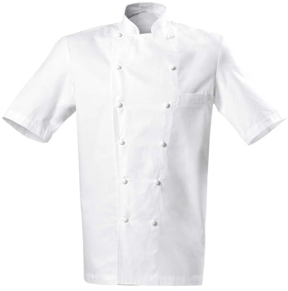 Chefcraft Executive Chef Lightweight Short Sleeve Jacket
