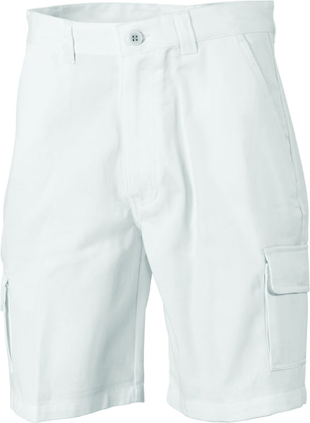 DNC Cotton Drill Cargo Short