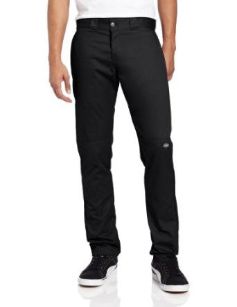 Dickies Mens Stretch Double knee Hospitality Pant