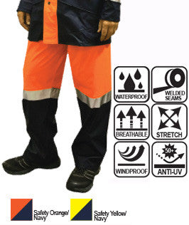 Huski Waterproof Waterproof Farmers Overpant
