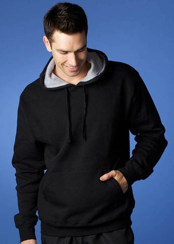 Aussie Pacific Adults Hotham Cotton Rich Hoodie