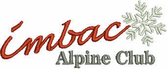 Imbac Alpine Club Embroidered Chest Logo