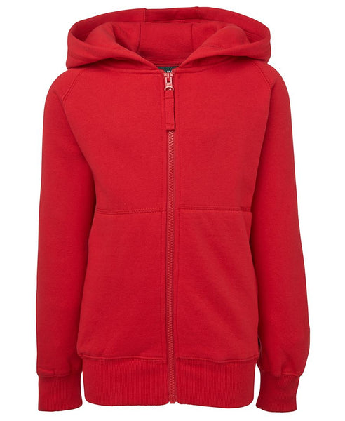 JB's Kids Cotton Rich Full Zip Hoodie