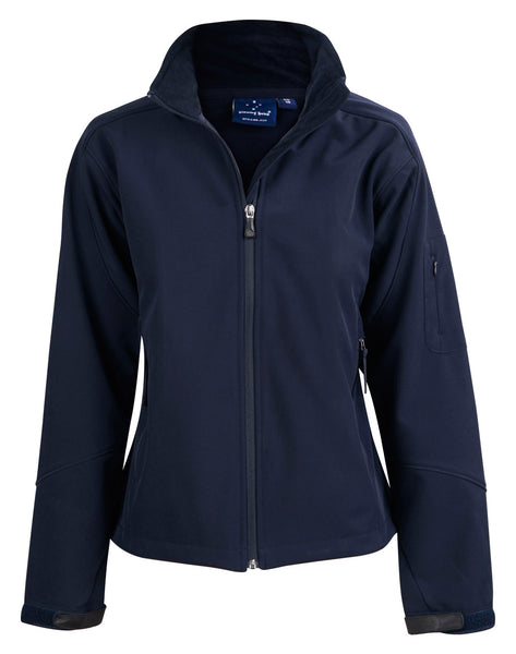 Winning Spirit Ladies Softshell Jacket - No Hood