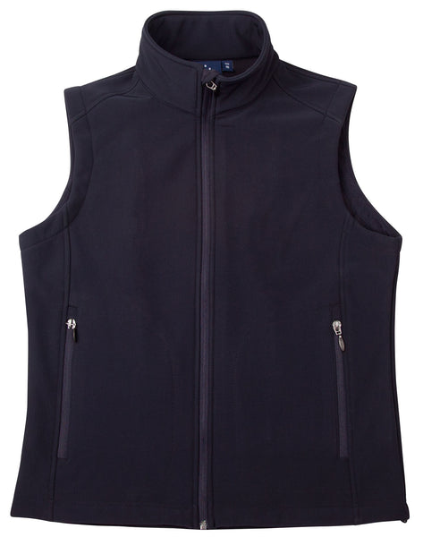 Winning Spirit Ladies Softshell Vest