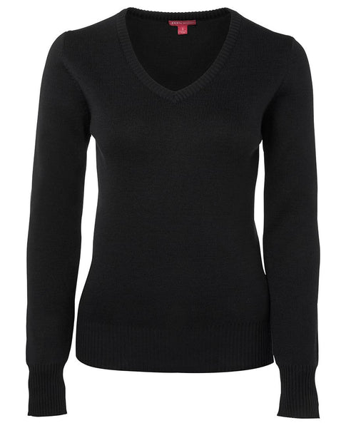 JB'S Ladies Wool Blend Knitted Jumper