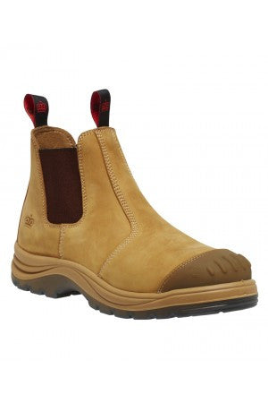 King Gee Tradie Gusset Safety Boot