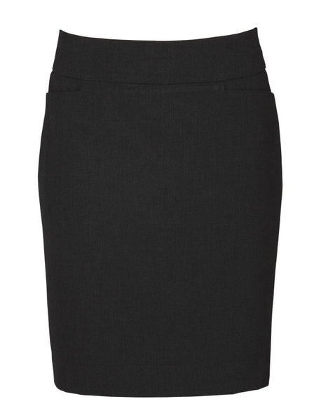 Ladies Biz Collection Above Knee Skirt