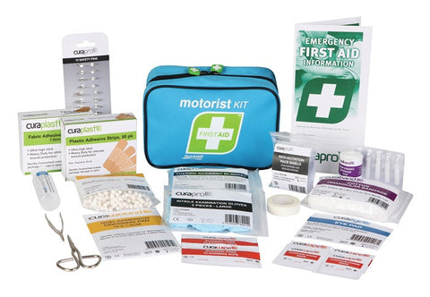 FastAid Motorist First Aid Kit - (Soft Pack)