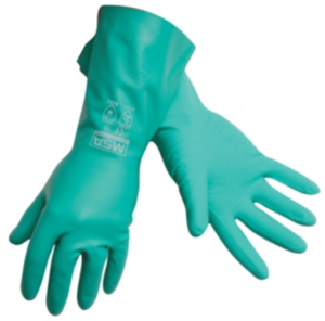 MSA Nitrosolve Flocklined Chemical Glove