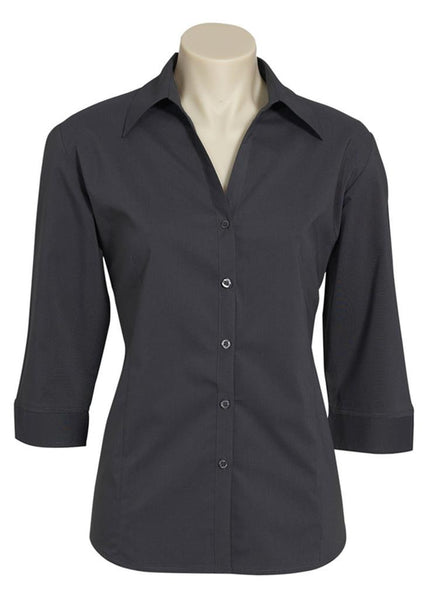 Fashion Biz Metro Discontinued 3Qtr Sleeve Shirt