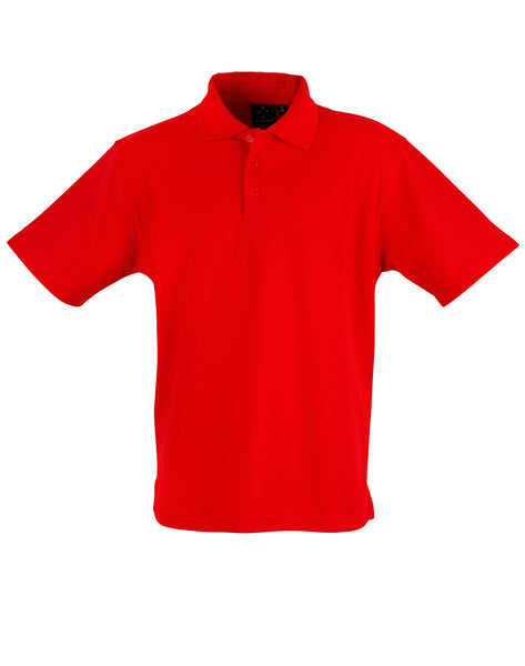 Adult Unisex Traditional Polo Shirt
