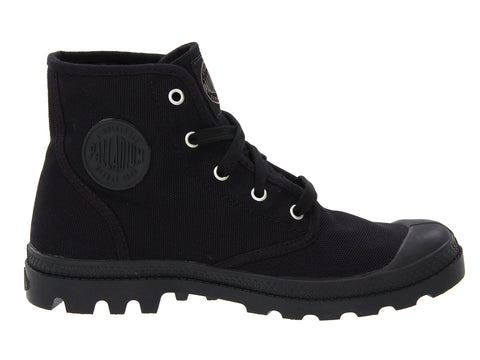 PALLADIUM Ladies Hi Top Canvas Boot