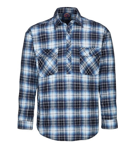 RiteMate Closed Front Flannelette Shirt-Buy 2 save $4.00
