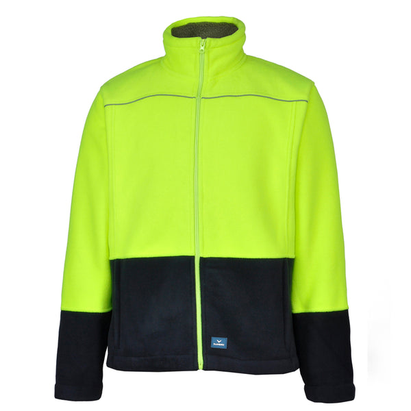 Rainbird HiVis Sherpa Fleece Lumber Jacket