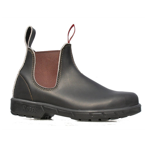 Rossi Endura Non Safety Pullon Work Boot
