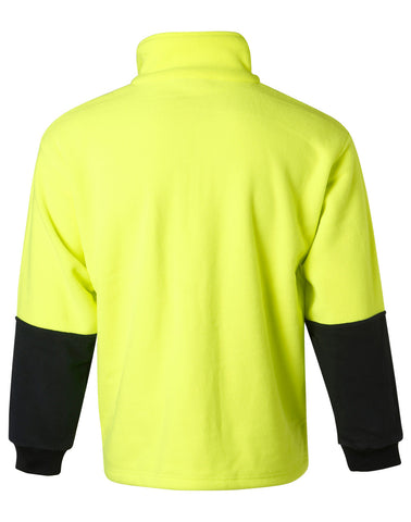 AIW HiVis Polar Fleece Pullover