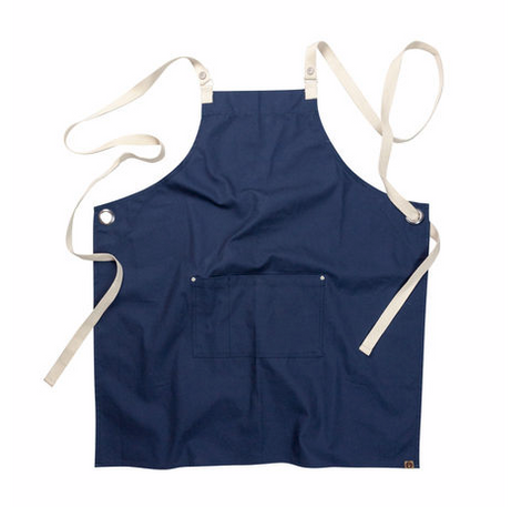 Chef Works Byron Bottom Bib Apron