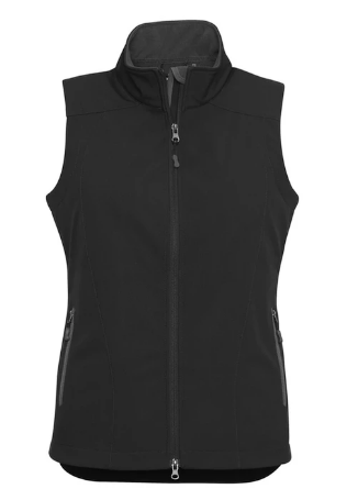 Biz Ladies Geneva Lightweight Softshell Vest