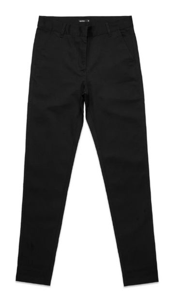 Ladies Slim Fit Hospitality Pant