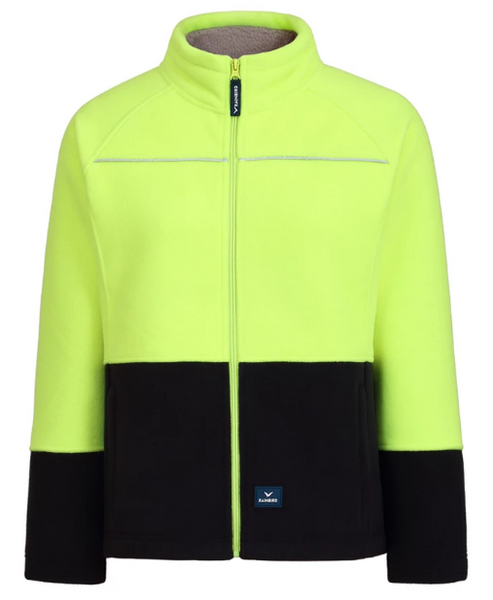 Rainbird Womens HiVis Sherpa Fleece Jacket
