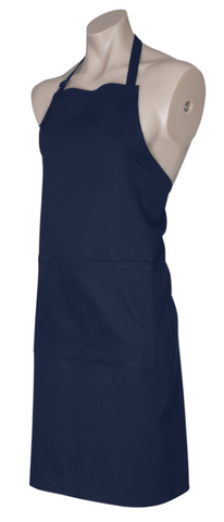 Biz Bib Apron with Pocket and Pen Provision