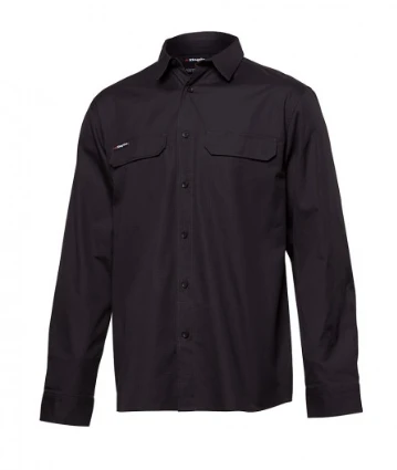 King Gee Workcool Pro Stretch L/Sleeve Shirt