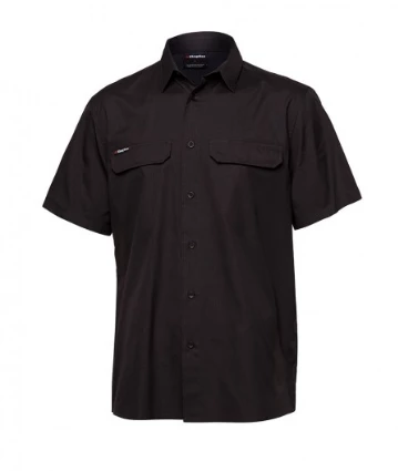 King Gee Workcool Pro Stretch S/Sleeve Shirt