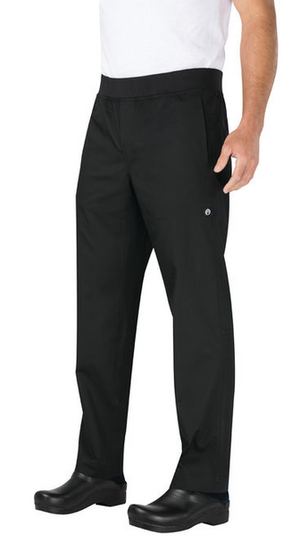 Chef Works Lightweight Slim Fit Chef Pants