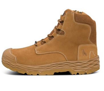 MACK Steel Toe Zip Force Safety Boots