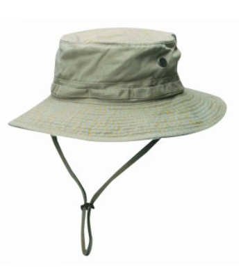 Avenel Gament Washed Twill Bucket Hat