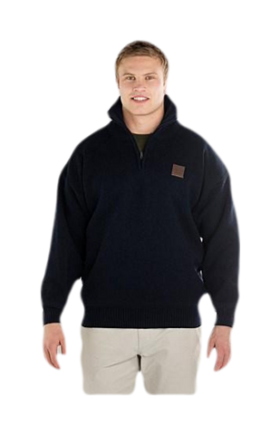 Swanndri Rhino Stormshield Wool Jumper
