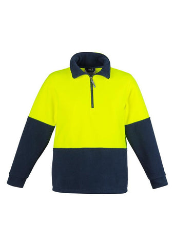 Syzmik HiVis Poly/Cotton Jumper