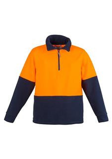 Syzmik HiVis Polar Fleece Jumper