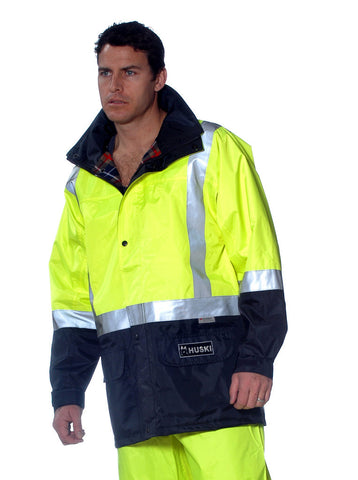 Huski HiVis Transit Waterproof Jacket