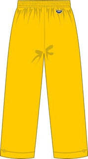 Yellow Triple 5 Waterproof Pant