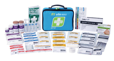 FastAid R1 Ute Max First Aid Kit (Soft Pack)