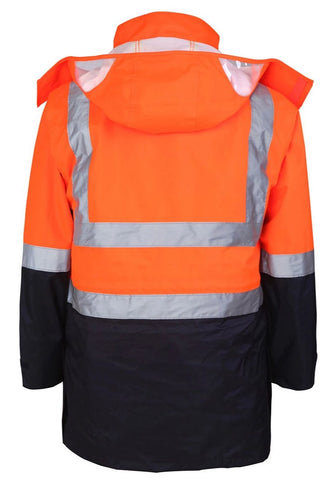 Rainbird Waterproof 5,000mm Utility 4 in 1 Jacket