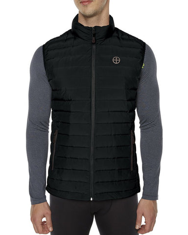 Men's Vigilante Midson Down Jacket with Imbac Lodge Embroidered Logo