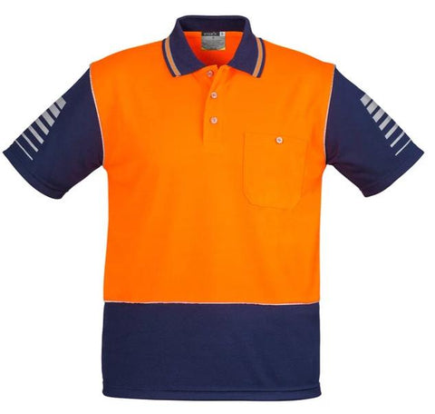 Men's Syzmik HiVis Zone Polo
