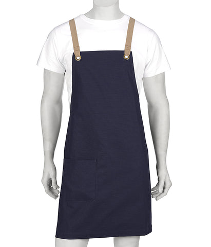 Identitee Brooklyn Canvas Bib Apron